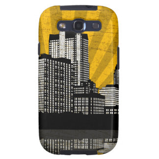 St. Louis Skyline Samsung Galaxy Case (y - detail) Samsung Galaxy SIII Cases