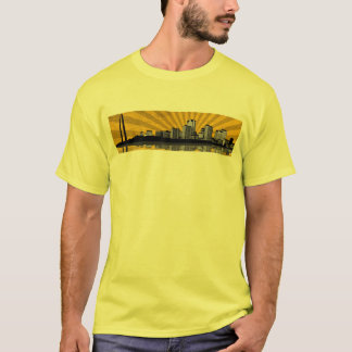 St. Louis Skyline Shirt (yellow)