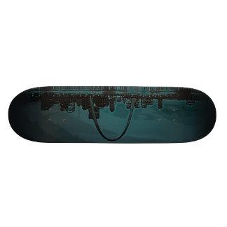St. Louis Skyline Skateboard Deck