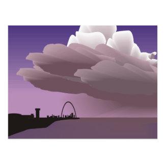 St Louis - The Spirit Postcard