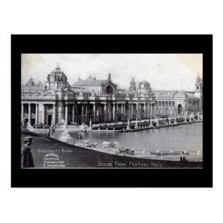 St. Louis World's Fair 1904 Vintage Postcard