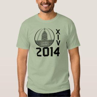St. Louis WUSTL Class of 2014 Logo T Shirt