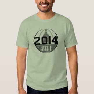 St. Louis WUSTL Class of 2014 Logo T Shirts