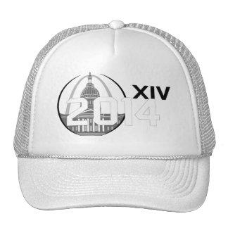 St. Louis WUSTL Class of 2014 Logo Trucker Hat