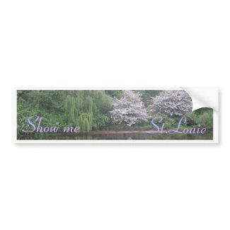 St. louis zoo bumpersticker