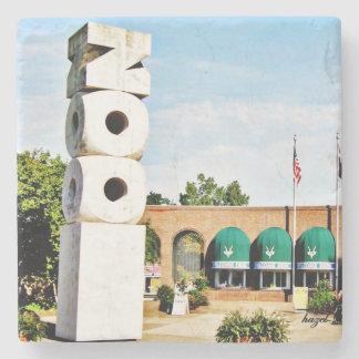 St. Louis, Zoo, Saint Louis, Marble Coasters