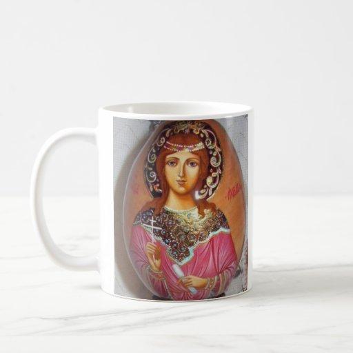 St. Lubov Taza De Café