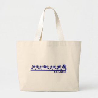 St Lucia Canvas Bag