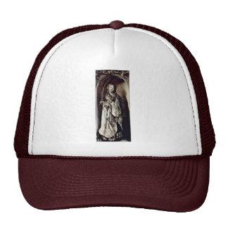 St. Lucia (?) By Grünewald Mathis Gothart Mesh Hat