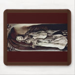 St. Lucia (?) By Grünewald Mathis Gothart Mouse Pad
