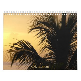 St. Lucia Calendar
