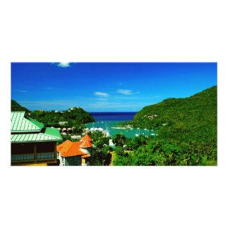 St. Lucia Card