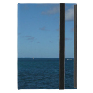 St. Lucia Horizon Blue Ocean Covers For iPad Mini