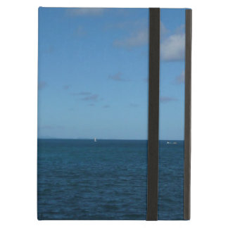 St. Lucia Horizon Blue Ocean iPad Air Covers