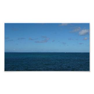 St. Lucia Horizon Photo Print
