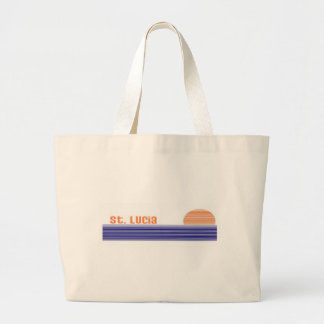St. Lucia Large Tote Bag