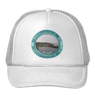 St Lucia Porthole Hats