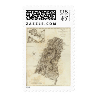 St Lucia Postage