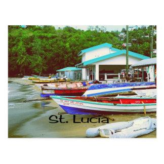 St Lucia Postal