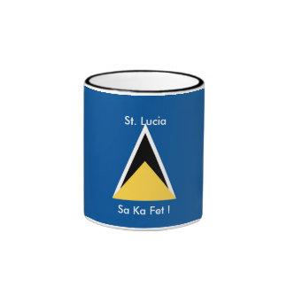 St Lucia, taza del Fete de ka del Sa