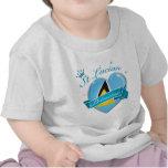 St Lucian Princess Tee Shirt