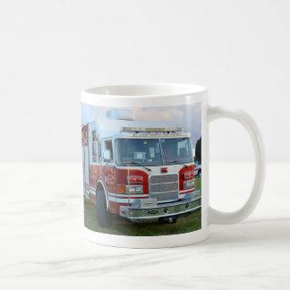 st lucie county firetruck front end fire truck mugs