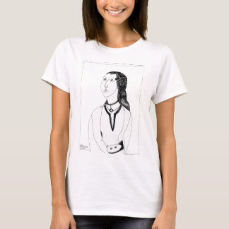 St. Lucy Baby Doll Tee