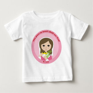 St. Lucy Baby T-Shirt