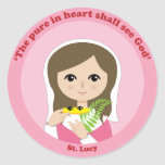 St. Lucy Etiquetas