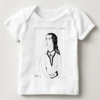 St. Lucy Infant Long Sleeve Baby T-Shirt