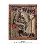 St.Luke By Master Of The New Court School Postcards