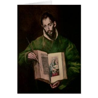 St. Luke Card
