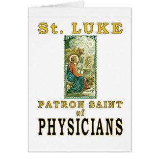 ST. LUKE CARDS