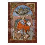St. Luke, from the Gospel of St. Riquier Cards