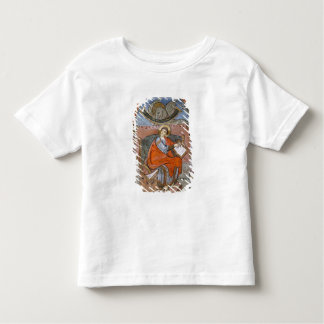 St. Luke, from the Gospel of St. Riquier Toddler T-shirt