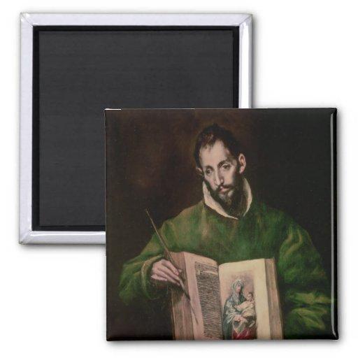 St Luke Imán Cuadrado