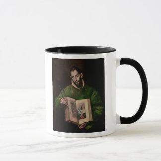 St. Luke Mug
