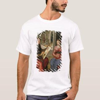 St. Luke Painting the Virgin, c.1545 T-Shirt