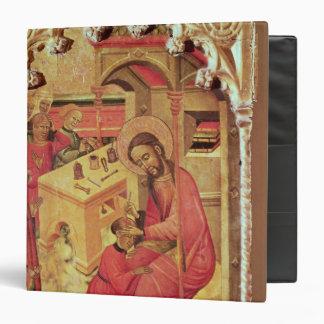 "St Luke que actúa en la cabeza de un hombre, Carpeta 1 1/2"""