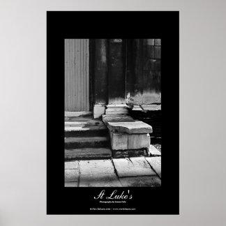 St Luke's | Poster
