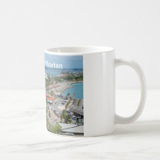 St Maarten - bahía de Marigot Taza