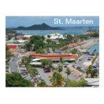 St. Maarten - bahía de Marigot Postal
