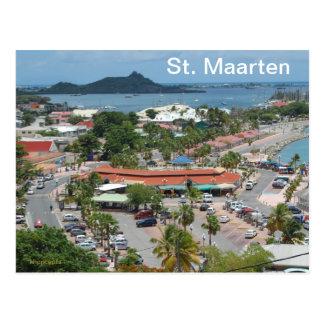 St Maarten - bahía de Marigot Postal
