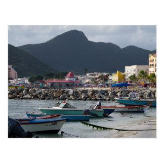 St. Maarten Harborside Postal