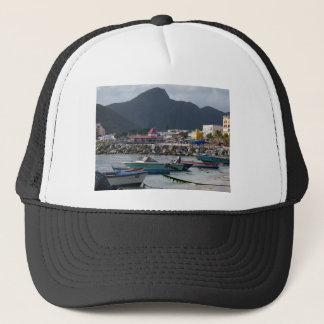 St. Maarten Harborside Trucker Hat