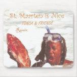St. Maarten is Nice Mousepad