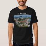 St. Maarten - Marigot Bay Tee Shirts