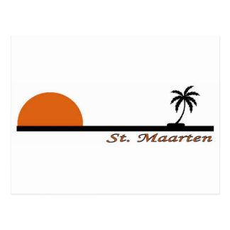 St Maarten Postales