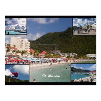 St. Maarten Postcard