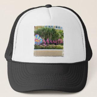 St. Maarten Sign Trucker Hat